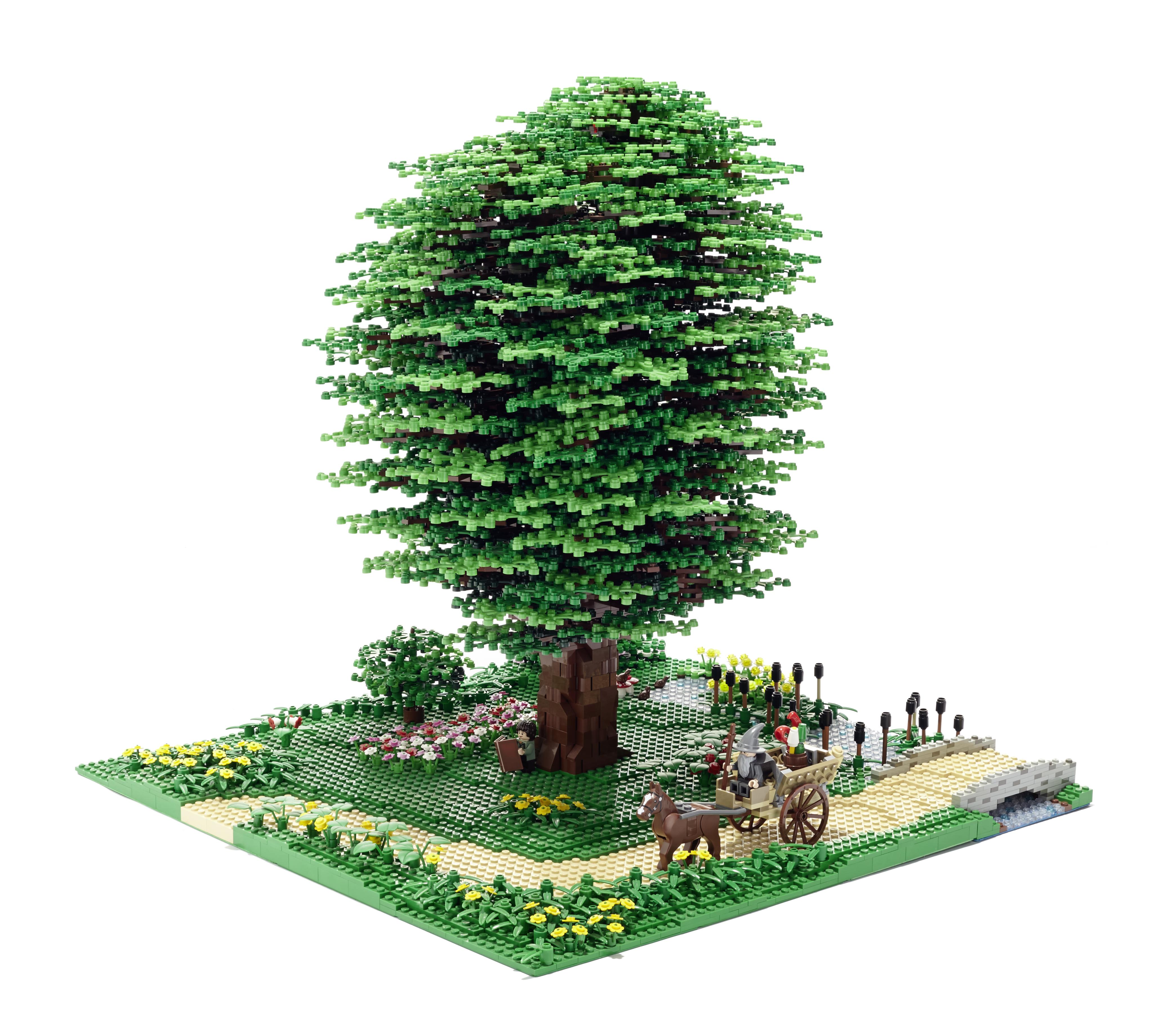 Build A Lego Book